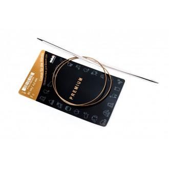 Спицы для вязания ADDI, 80cm - 4,5mm Киев, Украина