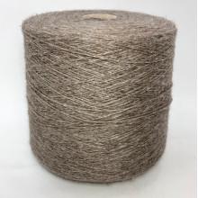 Як-Шелк-Альпака-Кашемир PENTABROWN (серо-коричневый)