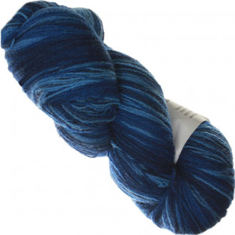 Пряжа Aade Long Kauni, Artistic Blue Black 8/1