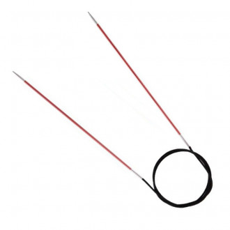 Спиці кругові Zing KnitPro 2,0x600 мм