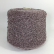 Альпака - Меринос LUCCA (паст.-пурпурный)