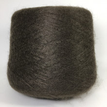 Кід мохер - Нейлон LINEA PIU Spa, Camelot (коричневий)