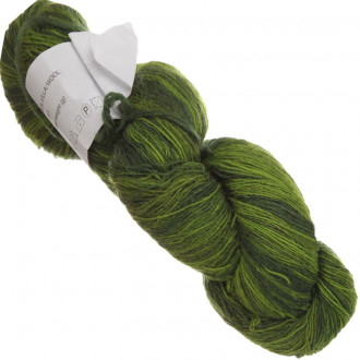 Пряжа Aade Long Kauni, Artistic Green 800