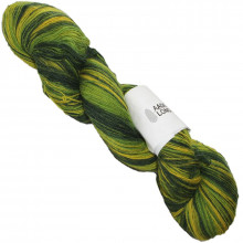Пряжа Aade Long Kauni, Artistic Green-Yellow 800